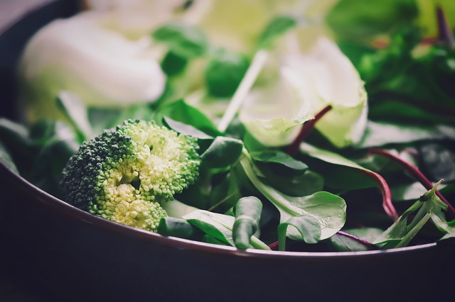 calcium on a plant-based diet