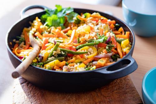 vegetable stir fry weight loss programs